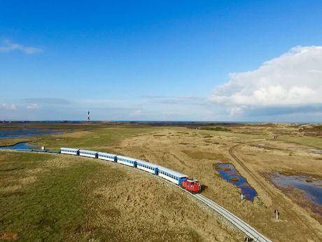 Insel Wangerooge & Rundfahrten