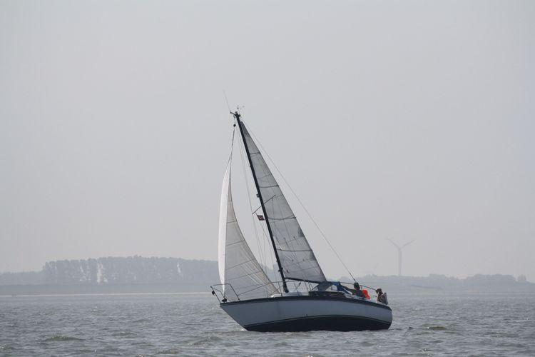 Segeln an der Nordsee