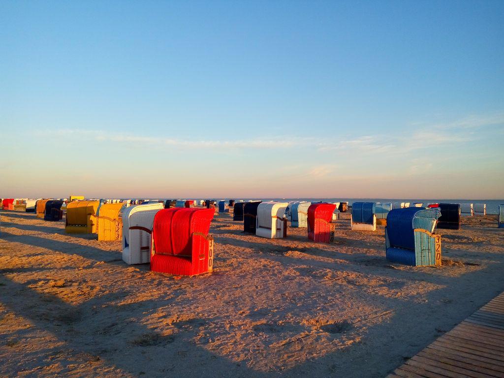 Strandkorbvermietung