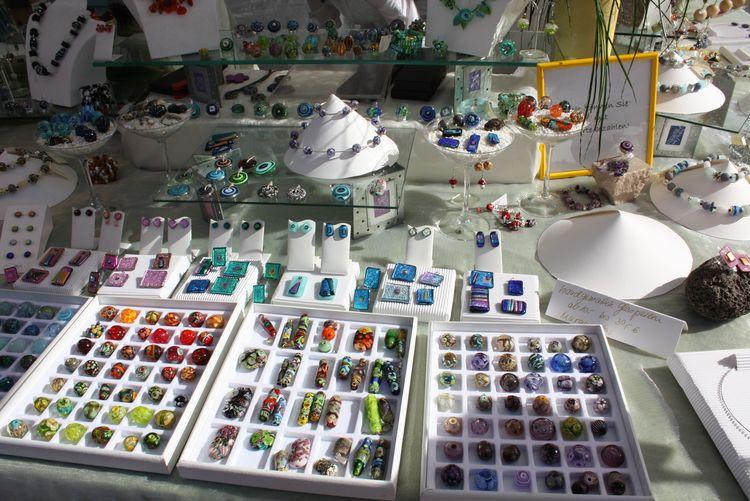 Kunst - und Handwerkermarkt